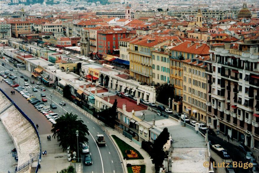 Nizza Cours Saleya