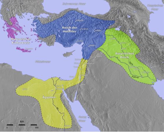 Ägypten 1400 klein
